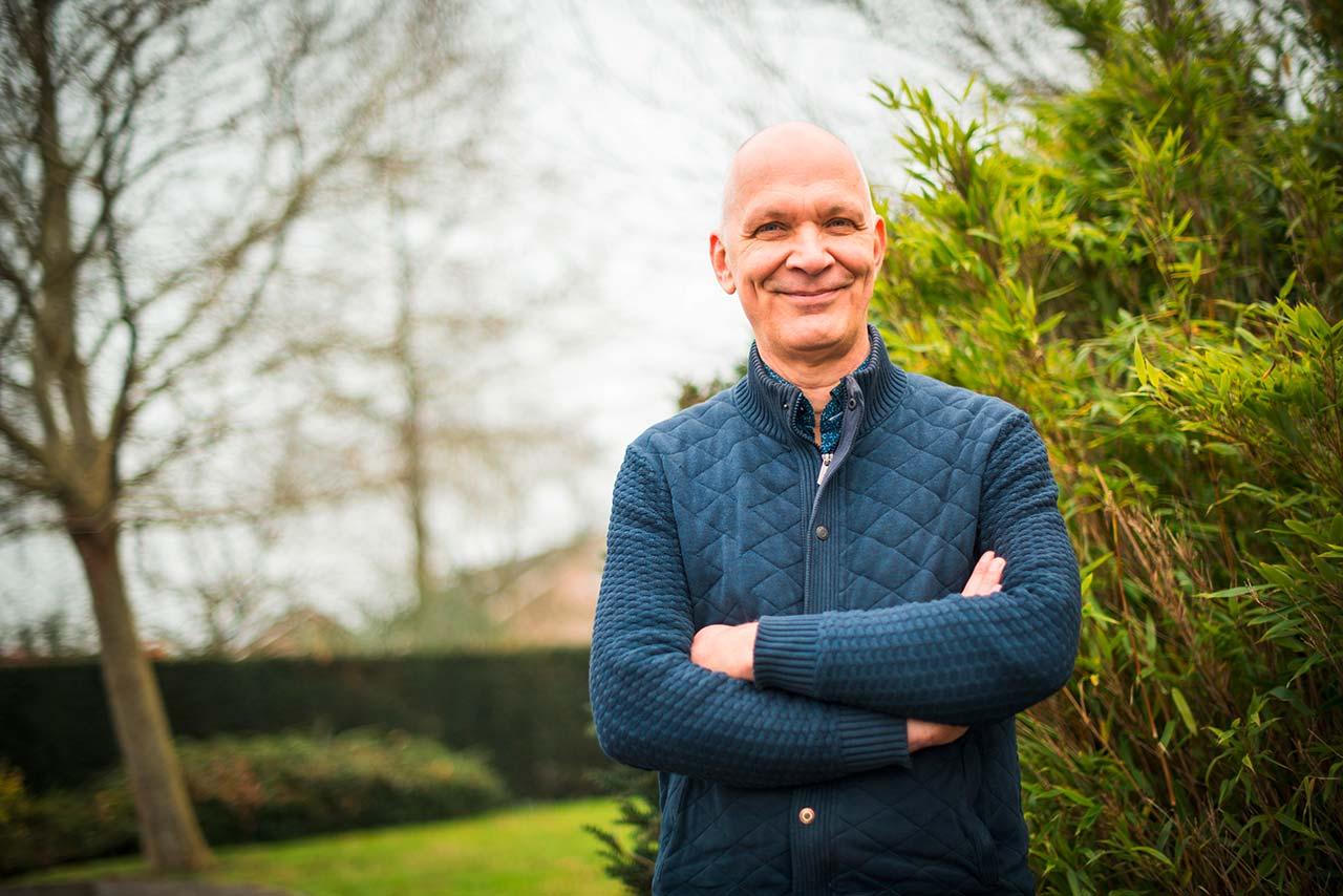 Nieuw bestuurslid Jan-Willem van de Kolk